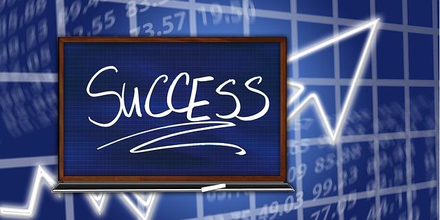 Wizualizacja – sukces